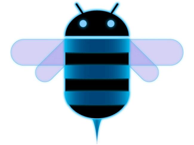 La Abeja de Android 3.0 Honeycomb