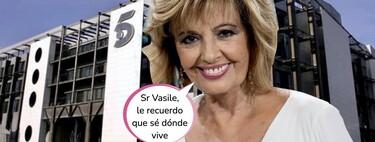 María Teresa Campos lanza otra pullita a Telecinco: su estrategia para que Mediaset le devuelva su programa (o fichar por 'Viva la Vida')