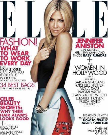 Hablar de maternidad con Jennifer Aniston puede acabar en accidente...