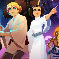 Tráiler de 'Star Wars Galaxy of Adventures', la serie educativa con la que introducir a los más pequeños en la saga galáctica