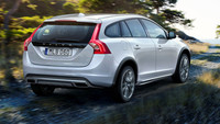 Volvo V60 Cross Country, rumbo a Los Ángeles