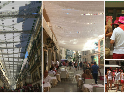 Ruta de tapas en Málaga durante la Feria