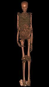 Tutankamón al descubierto