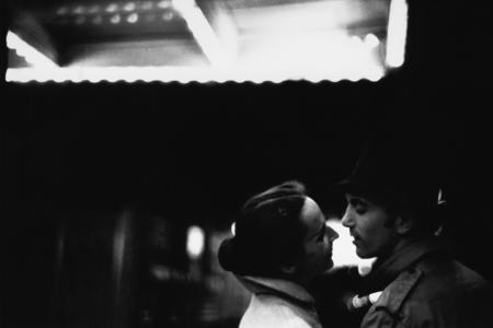 Saul Leiter Fotografia En Color Nueva York 1