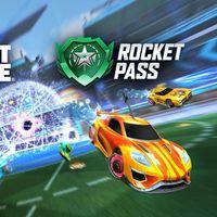 Rocket league presenta su Rocket Pass con un tráiler. La primera temporada arranca la semana que viene