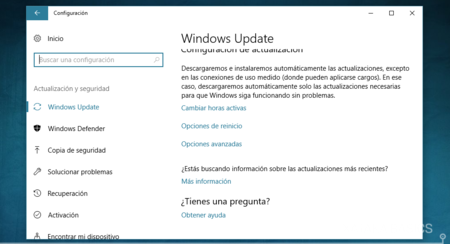 Windows Update Config