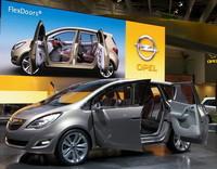 Vídeo de la presentación del Opel Meriva Concept en el Salón de Ginebra
