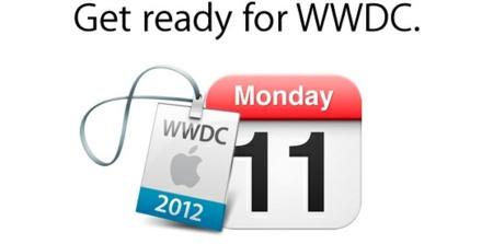 Apple publica la agenda y la aplicación oficial del a WWDC 2012 [Actualizado: keynote confirmada]