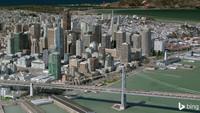 La versión previa de Mapas Bing para Windows 8.1 actualizada con 15 nuevas ciudades en 3D