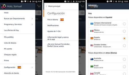 Habilitando la Compra Internacional en Amazon