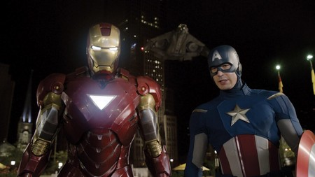 Avengers Stony Captain America Iron Man The Avengers