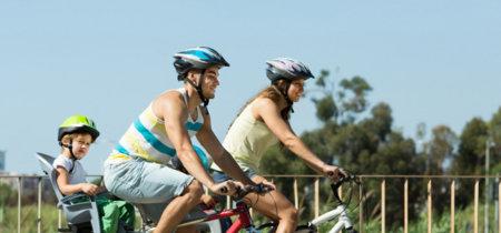 Andar una hora en bicicleta puede sumar una hora de vida