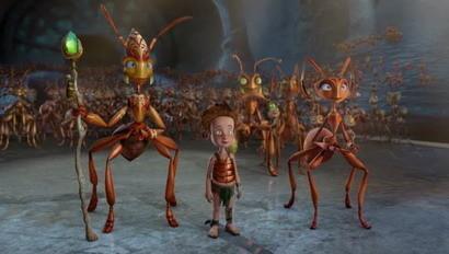 'Ant Bully', bienvenido al topicazo