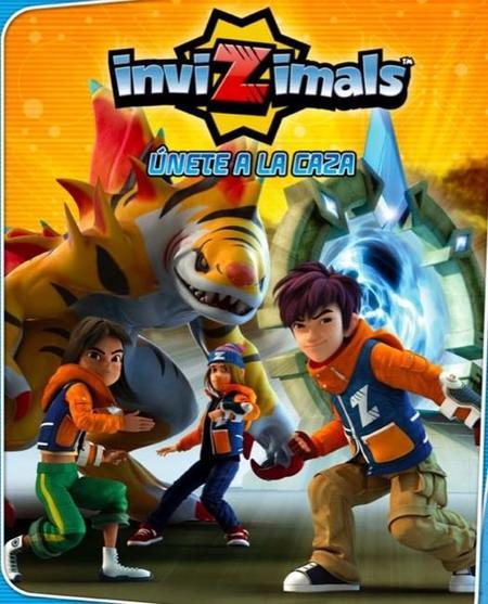 Los Invizimals tendrán su propia serie de televisión de 26 episodios