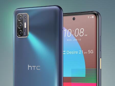 Htc Desire 21 Pro 5g 1