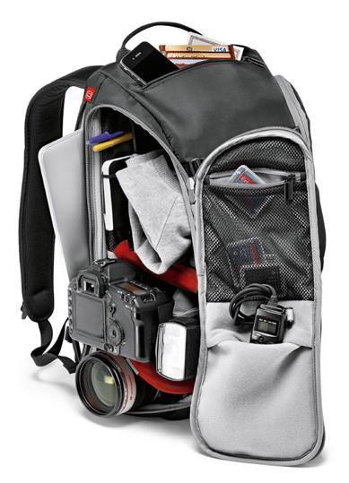 Manfrotto ha lanzado una nueva mochila fotográfica multiuso de gran capacidad