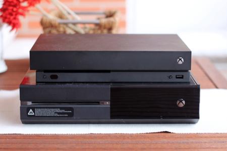 Xbox One X 11