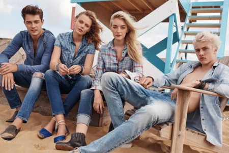Mavi Spring Summer 2016 Campaign 005