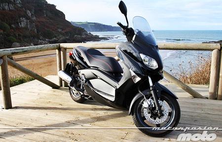 Motorpasión a dos ruedas: probamos la Yamaha X-MAX 125 y la GoPro HERO 3 Silver Edition