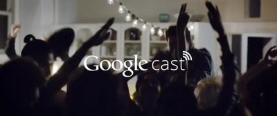 Google Cast for audio, una nueva opción de enviar audio inalámbricamente