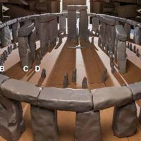 Se construye un modelo a pequeña escala de Stonehenge para probar sus propiedades acústicas