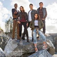 'Power Rangers', primera imagen de los protagonistas del reboot