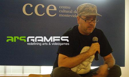 Gonzalo Frasca, conferencia en MediaLab Prado sobre el fenómeno casual