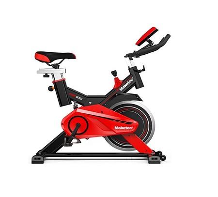 Bicicleta spinning Maketec rebajada en eBay por sólo 169,99€ y los gastos de envío gratis