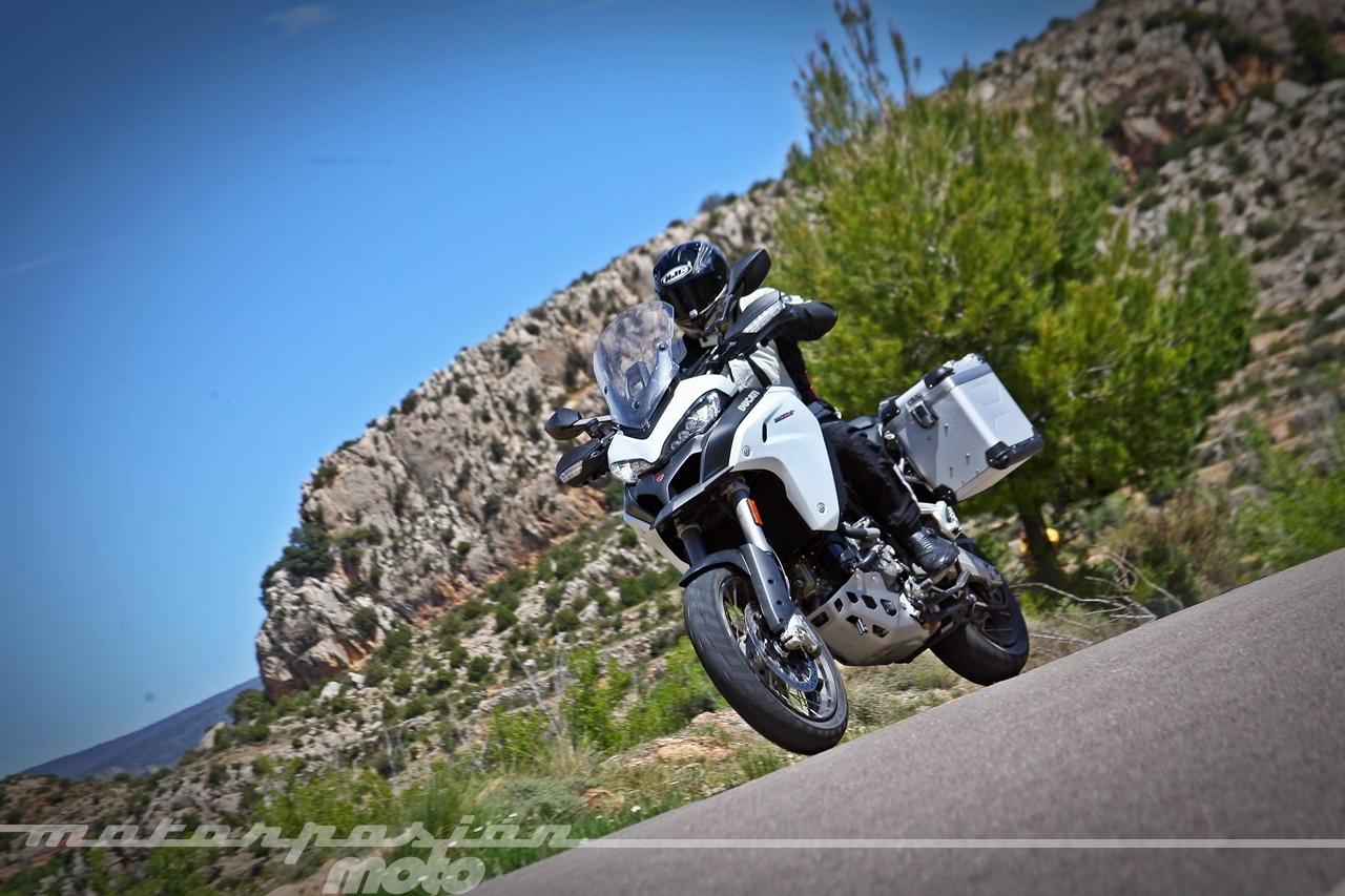 Foto de Ducati Multistrada 1200 Enduro - Acción (29/37)