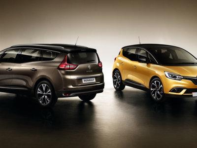 Renault Grand Scénic: cuando el monovolumen compacto da una palmada sobre la mesa