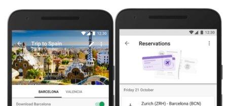 Ya está aquí Google Trips, la herramienta (casi) definitiva para planificarte los viajes