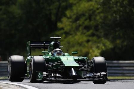 ¿Quién se subirá al Caterham en Monza?