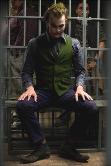 Bio: Heath Ledger. Why so serious?