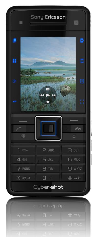 Foto de Sony Ericsson C902 (1/4)