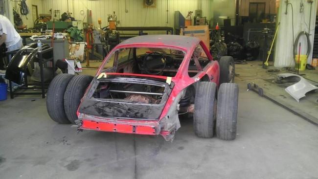 Ratty Porsche