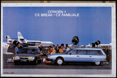 1975. Citroën CX Break