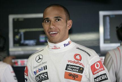 Las opciones de Hamilton de ser Campeón en China