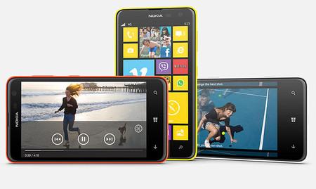 Nokia Lumia 625 en México