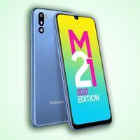 Samsung Galaxy M21 2021, una tímida revisión que mantiene la batería gigantesca y el precio económico