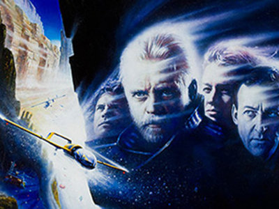 Ciencia-ficción: 'La furia del viento', de Steven Lisberger