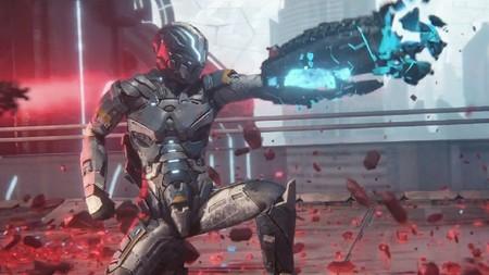Matterfall, lo nuevo de Housemarque, llegará en exclusiva a PS4 el 15 de agosto [E3 2017]