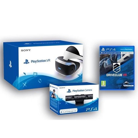 Playstationvr Pack