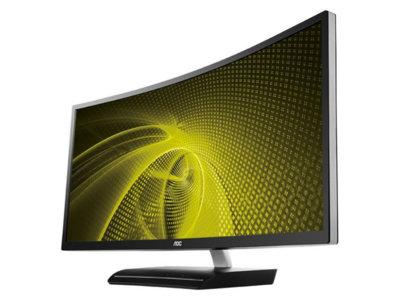 AOC muestra los nuevos monitores que presentará en CES 2016