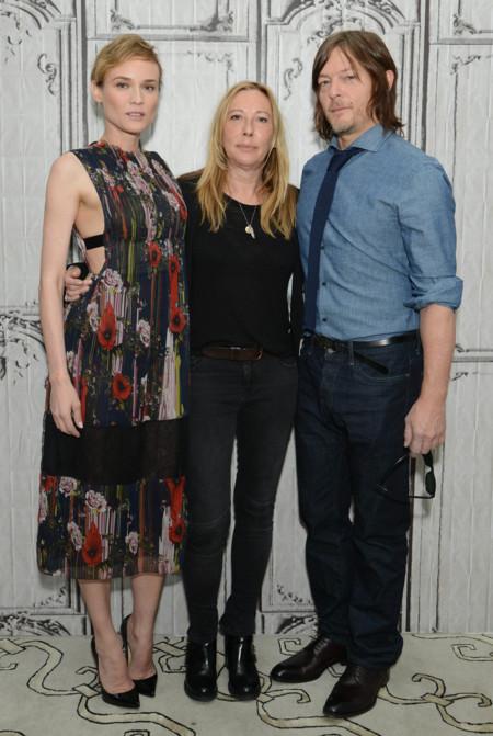Diane Kruger Sky Premiere Nueva York 2