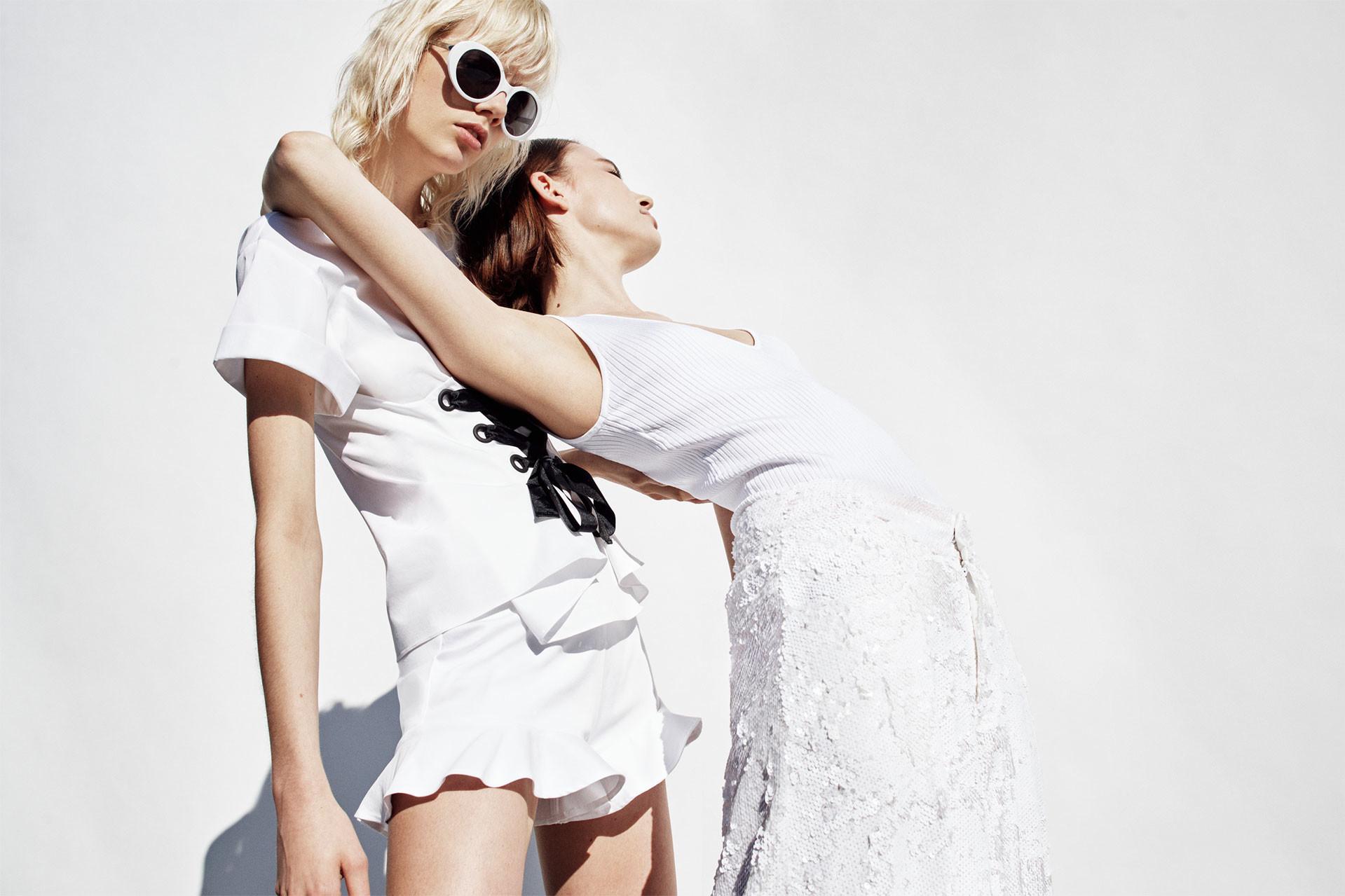 Foto de Zara TRF Reworked White (1/5)