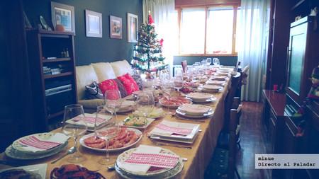 La felicidad de cocinar para la familia en Nochebuena (Navidad o Nochevieja, tanto vale)