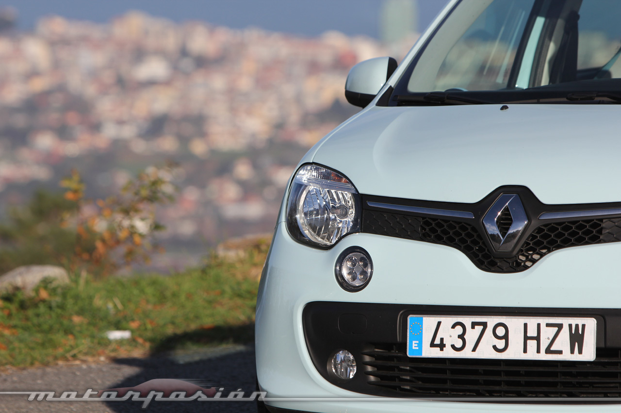 Foto de Renault Twingo SCe 70 CV Zen (17/47)
