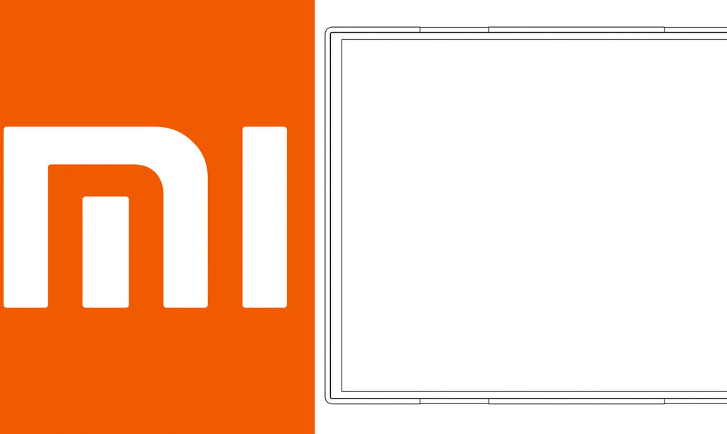 mobile folding of Xiaomi passes The Office of the Intellectual Property European, showing a triple rear camera