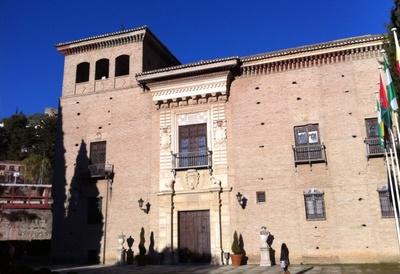 El Palacio de los Córdova en Granada