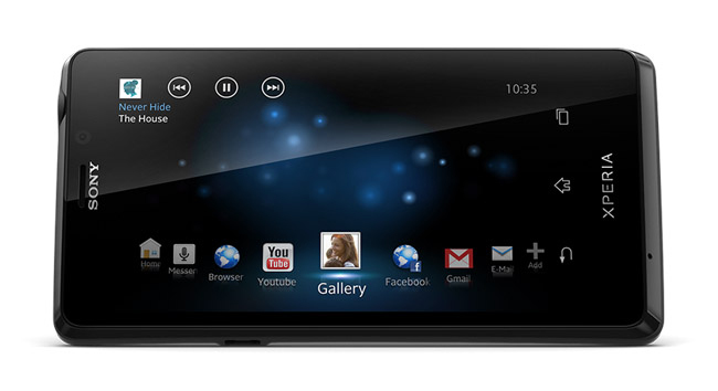 Sony Xperia T_multimedia